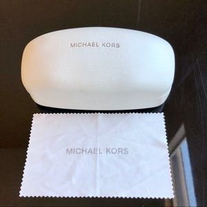 Michael Kors Oversized Sunglasses Case Gently Used